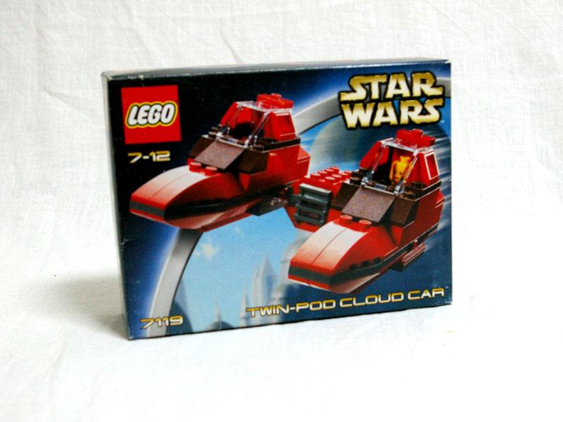 #7119 レゴ ツインポッド・クラウドカー