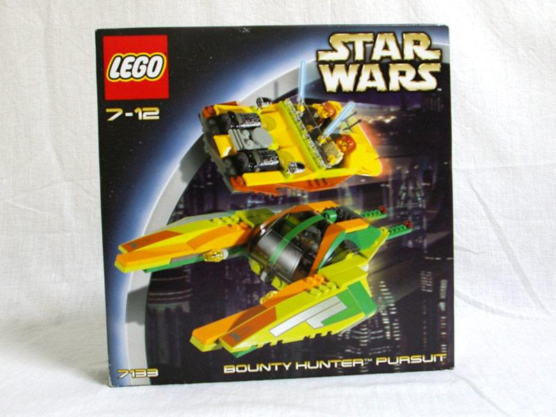 #7133 レゴ バウンディーハンターの追跡