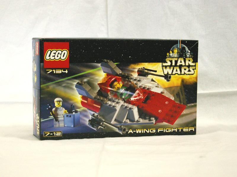 #7134 レゴ Aウイング・ファイター