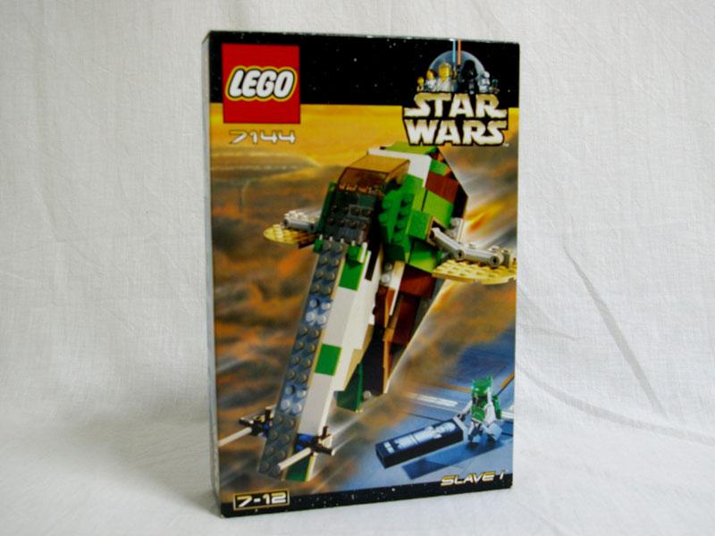 #7144 レゴ スレーヴ1