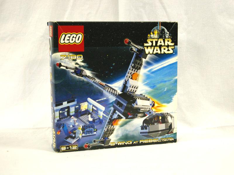 #7180 レゴ Bウイング・ファイター