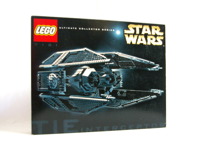 #7181 レゴ TIEインターセプター UCS