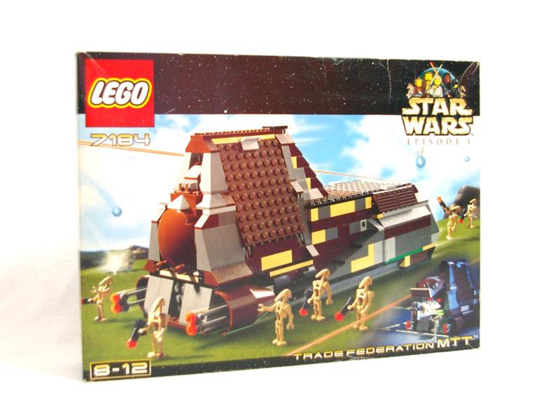 #7184 レゴ トレード・フィデレーションMMT