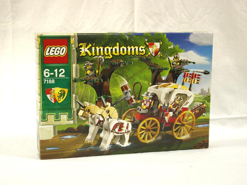 #7188 レゴ 王様の馬車を待ちぶせ