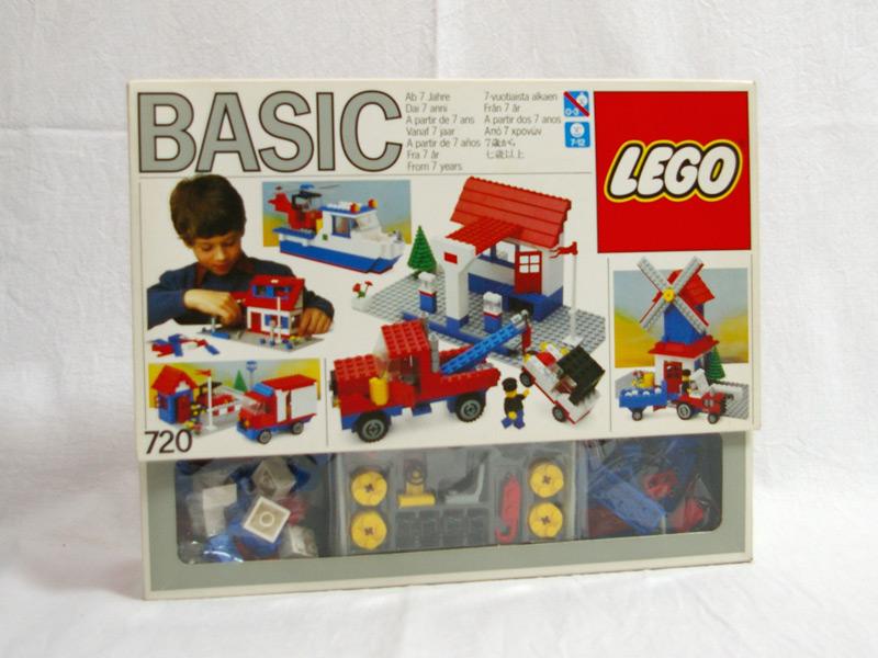 #720 レゴ 7歳からの基本セット