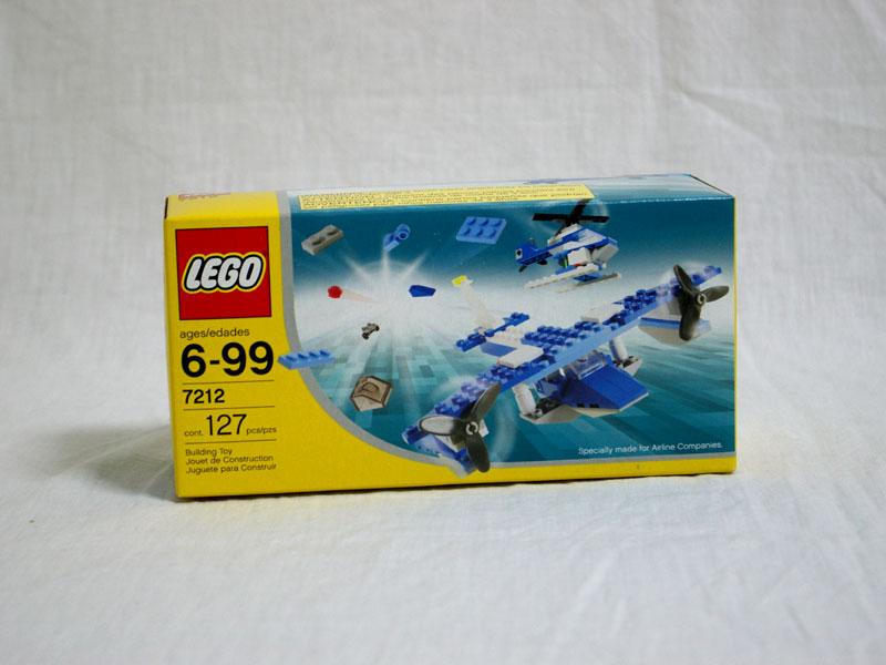 #7212 レゴ スカイスクアッド