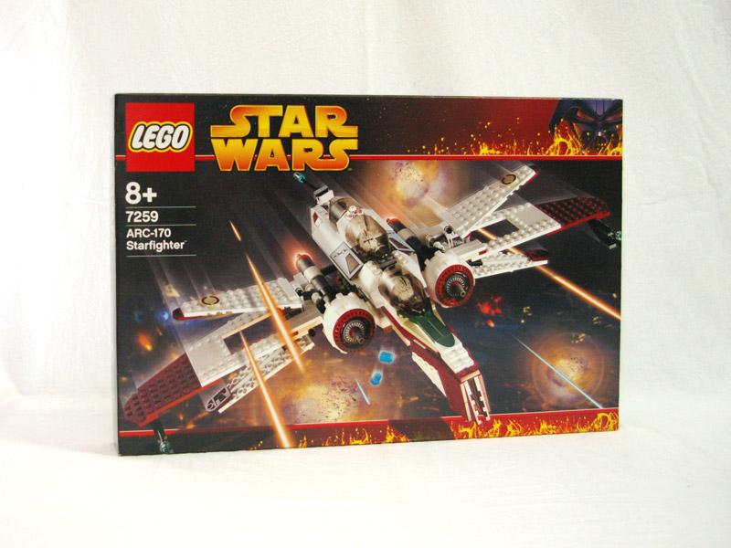 #7259 レゴ ARC-170スターファイター