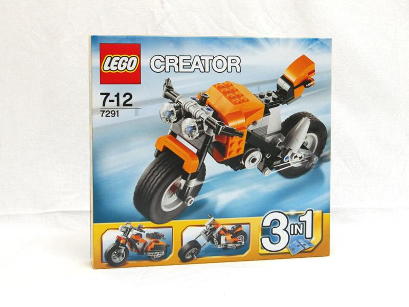 #7291 レゴ ストリートバイク