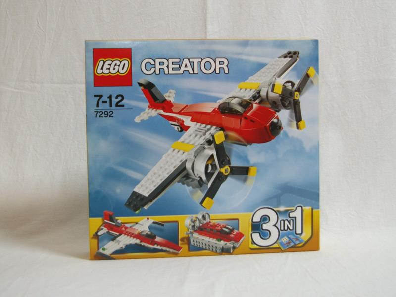 #7292 レゴ プロペラアドベンチャー