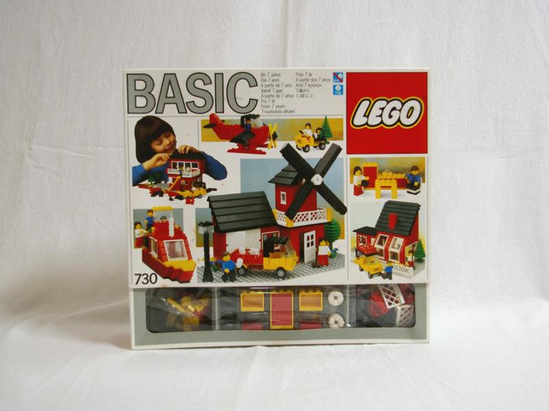 #730 レゴ 基本セット