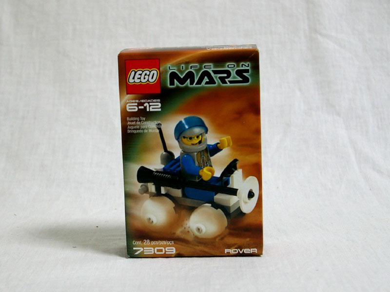 #7309 レゴ 火星ローバー