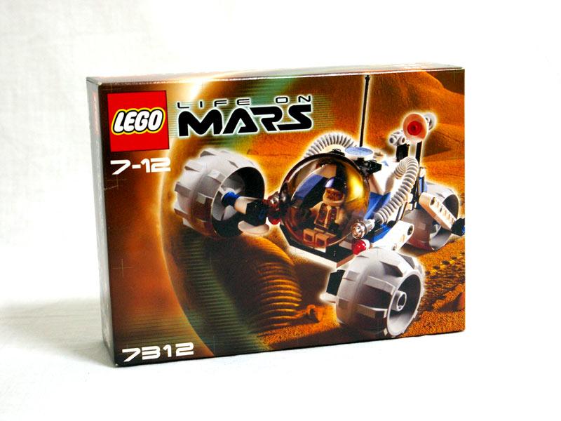 #7312 レゴ 探検バギー