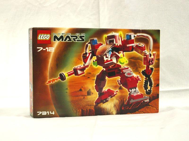 #7314 レゴ マーズ偵察ロボット