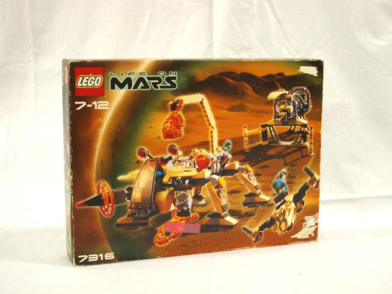 #7316 レゴ マーズ探査機