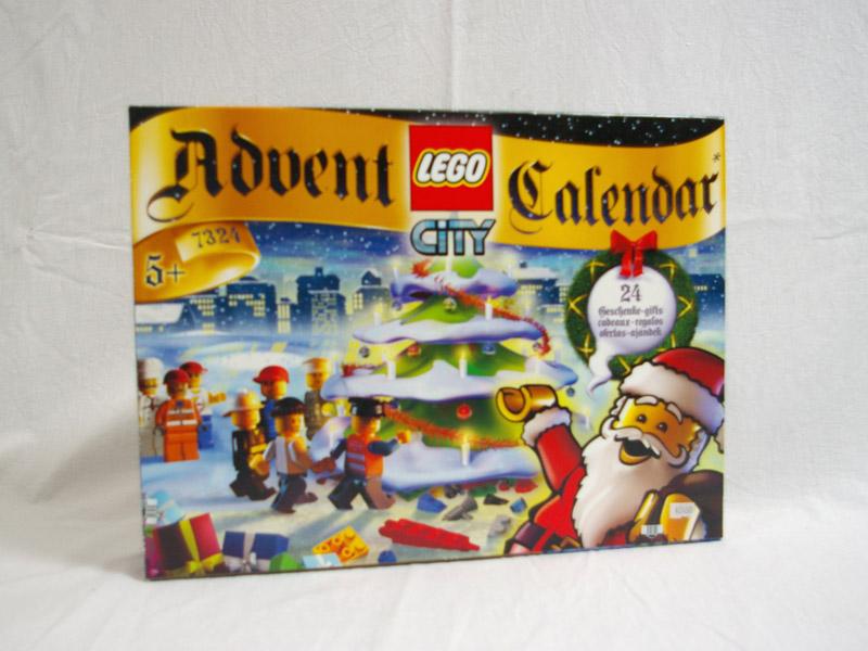 #7324 レゴ アドベントカレンダー2005