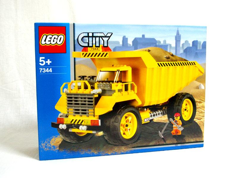 #7344 レゴ ダンプトラック