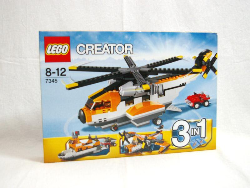 #7345 レゴ トランスポートヘリコプター