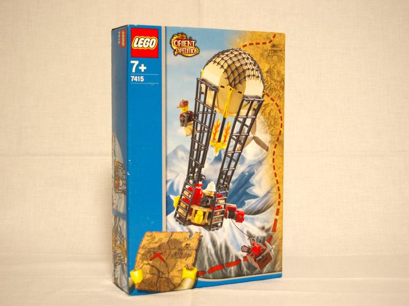 #7415 レゴ アドベンチャー気球大飛行