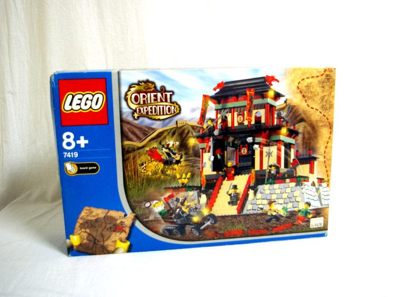 #7419 レゴ ゴールデンドラゴンの城