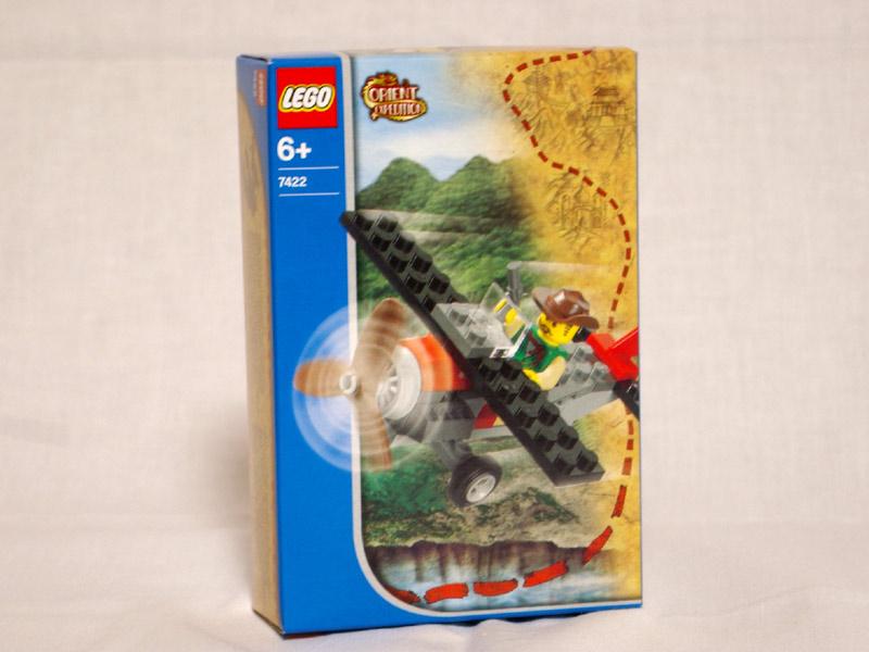 #7422 レゴ レッドイーグル