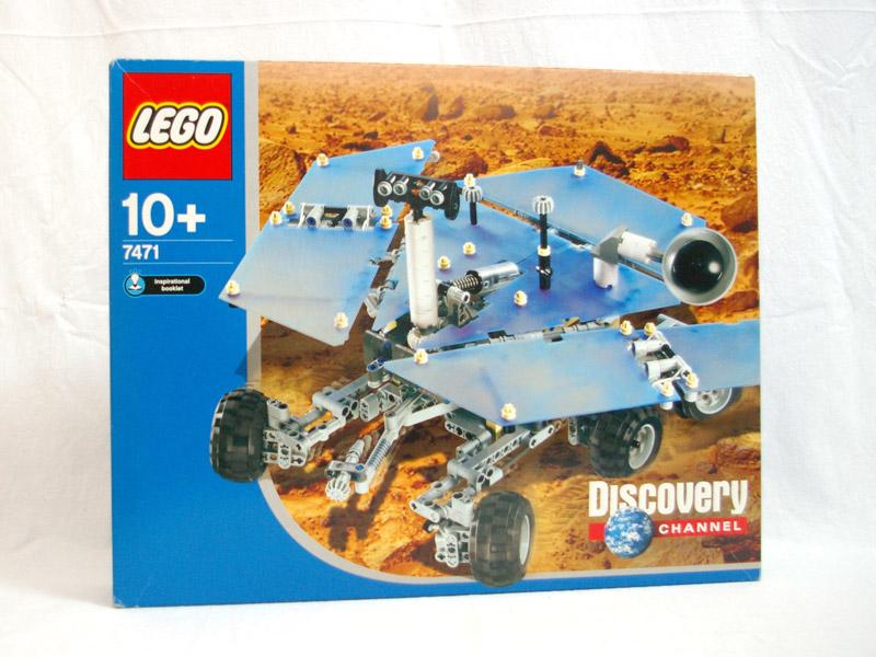#7471 レゴ 火星探査車ローバー