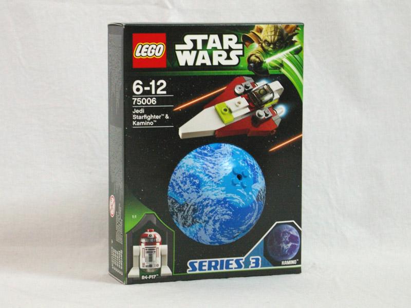 #75006 レゴ ジェダイ・スターファイターとカミーノ