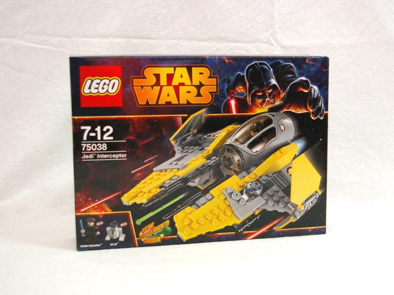 #75038 レゴ ジェダイ・インターセプター