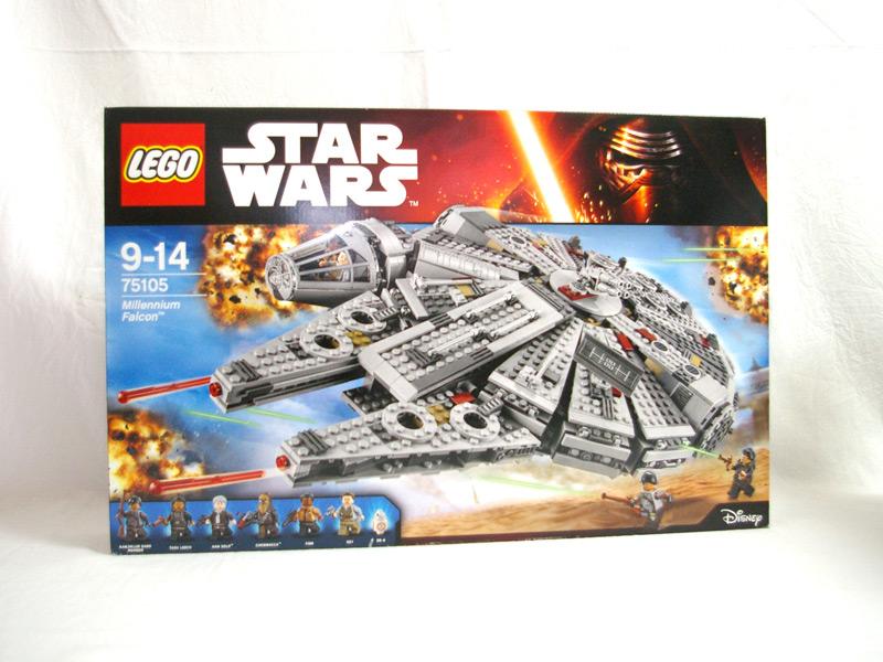 #75105 レゴ ミレニアム・ファルコン