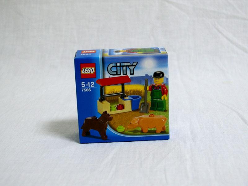 #7566 レゴ 農夫