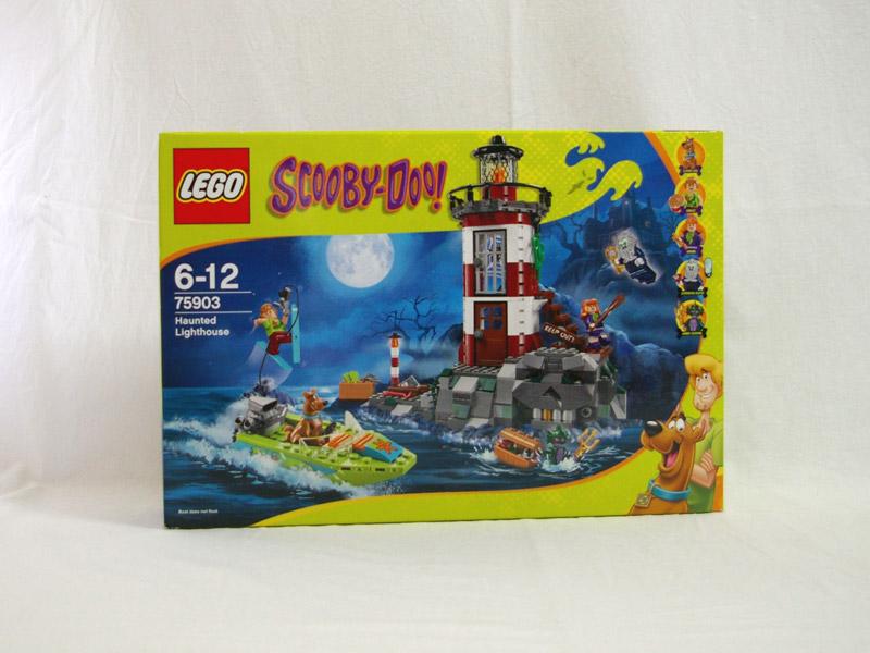 #75903 レゴ ホーンテッド・ライトハウス
