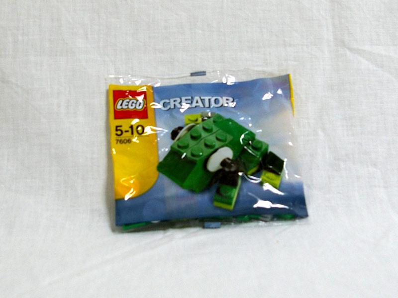 #7606 レゴ 蛙