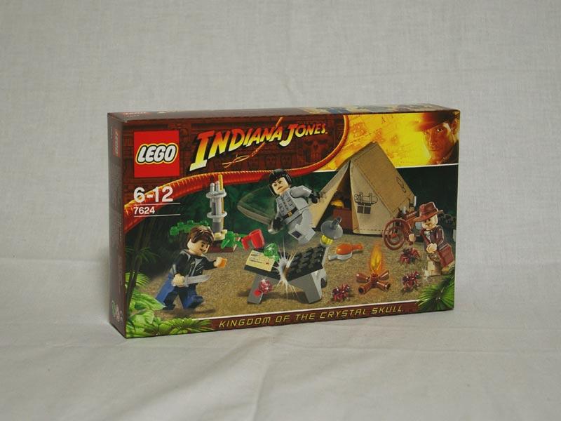 #7624 レゴ ジャングルの決闘