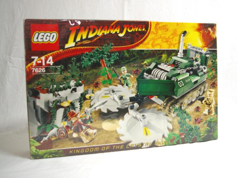 #7626 レゴ ジャングル・カッター