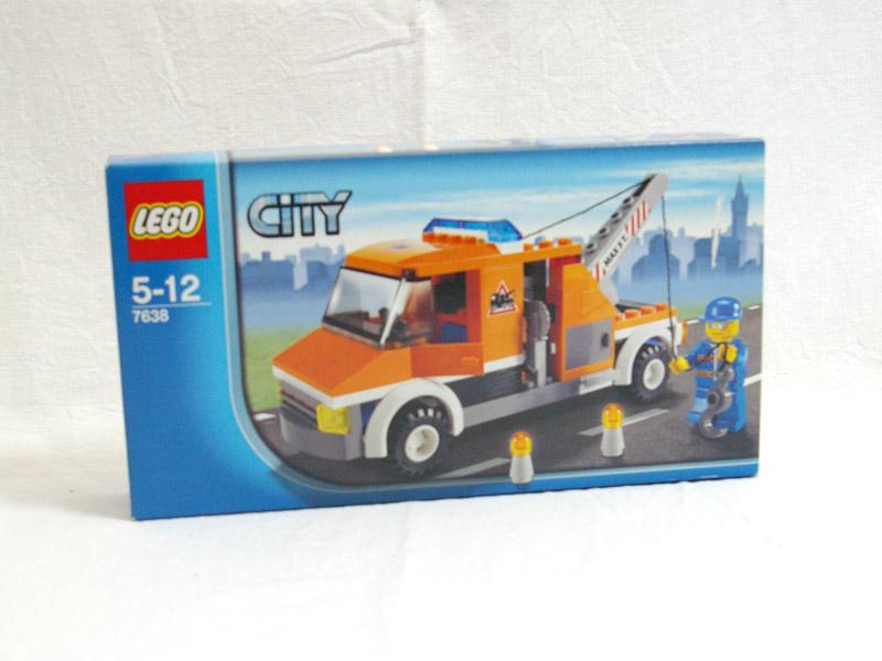 #7638 レゴ レッカー車