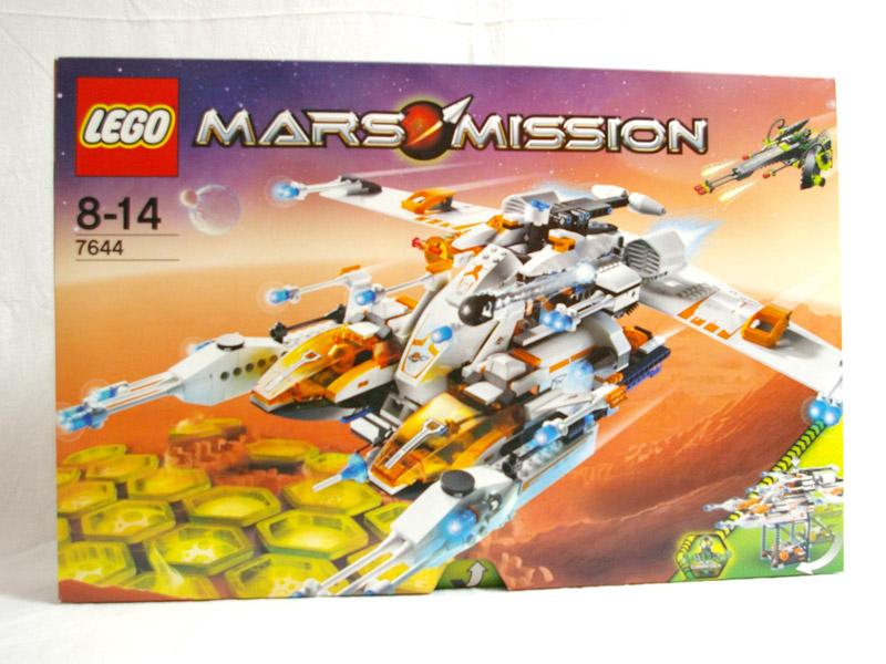 #7644 レゴ MX-81ハイパーソニック司令船
