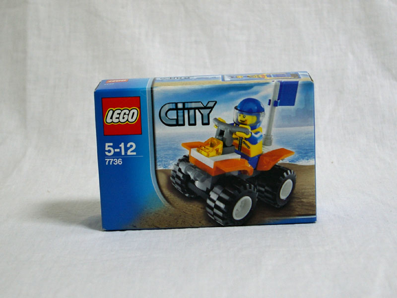 #7736 レゴ 4輪バイク