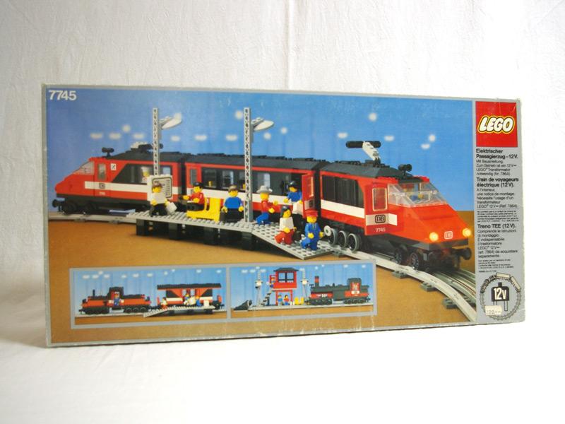#7745 レゴ 高速列車