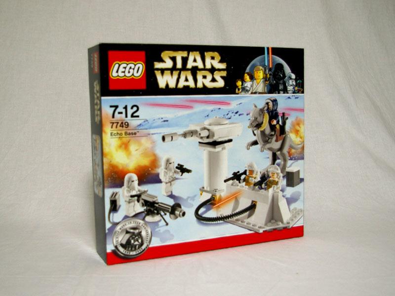 #7749 レゴ エコー・ベース