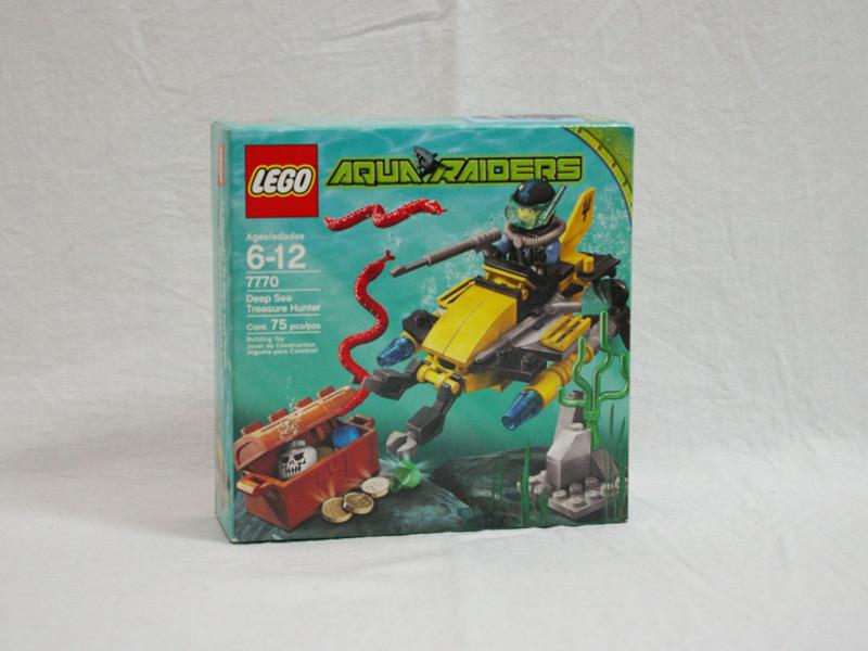 #7770 レゴ ディープシー・トレジャーハンター