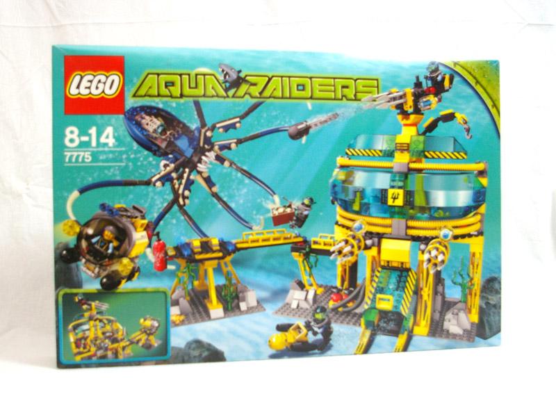 #7775 レゴ アクアベース・インベイション