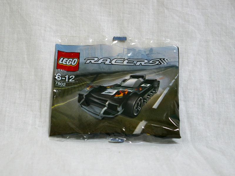 #7802 レゴ ルマンレーサー