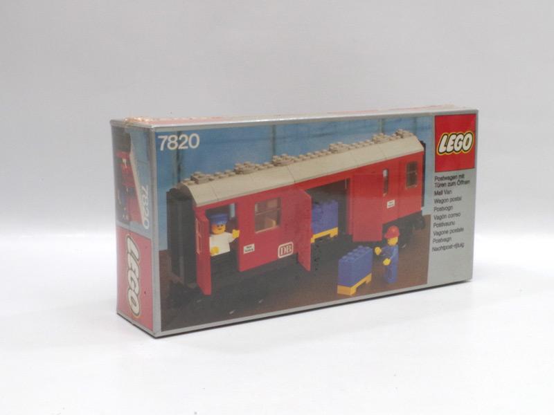 #7820 レゴ 郵便車