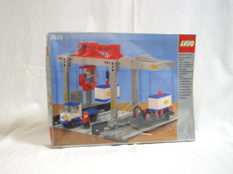 #7823 レゴ 貨物クレーン