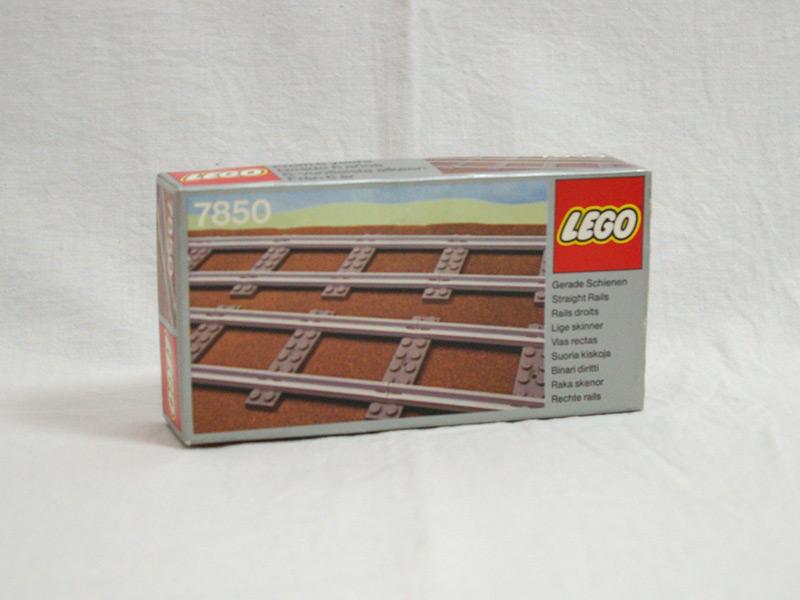 #7850 レゴ 直線レール