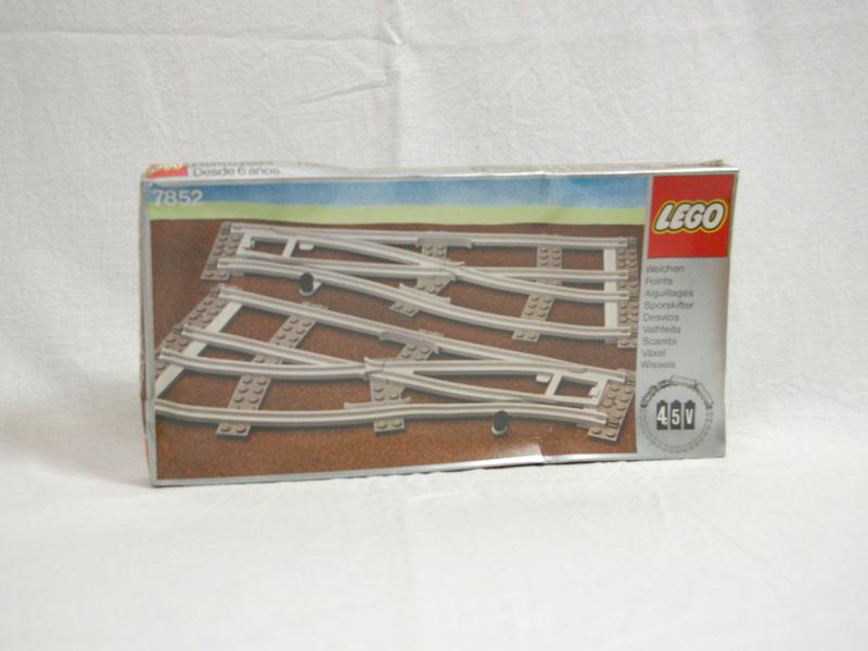 #7852 レゴ ポイントレール