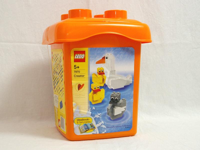 #7870 レゴ アンデルセンのバケツ