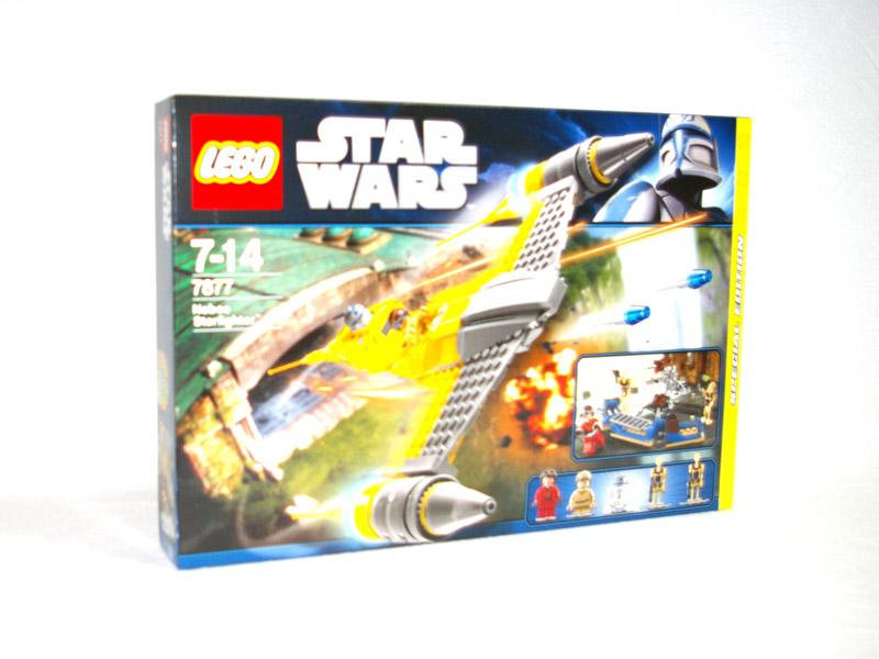 #7877 レゴ ナブー・ファイター