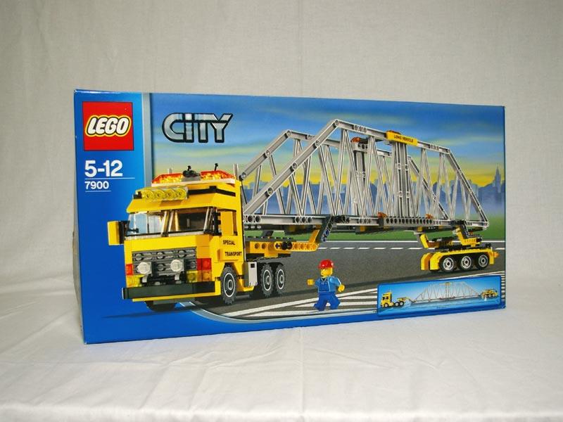 #7900 レゴ 巨大トレーラー