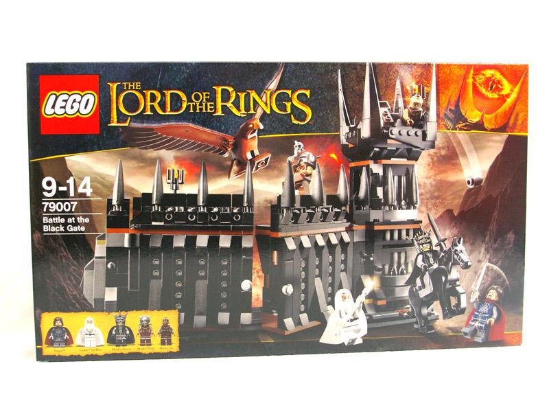 #79007 レゴ ブラックゲートの戦い