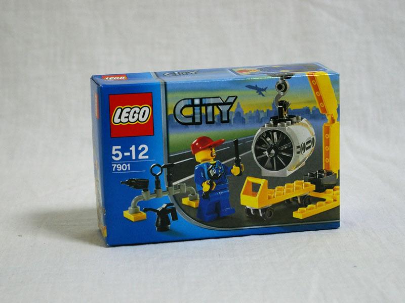 #7901 レゴ 航空整備士